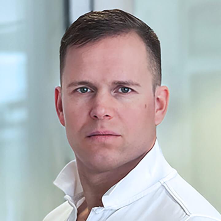 Porträt Andreas von Weihe