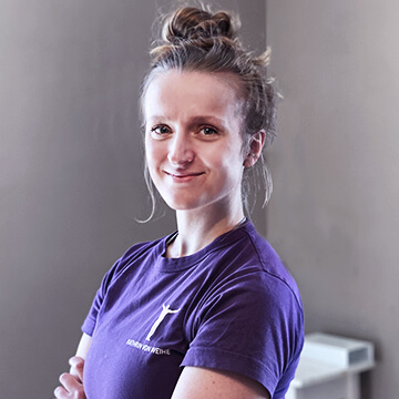 Porträt Julia Schukowski